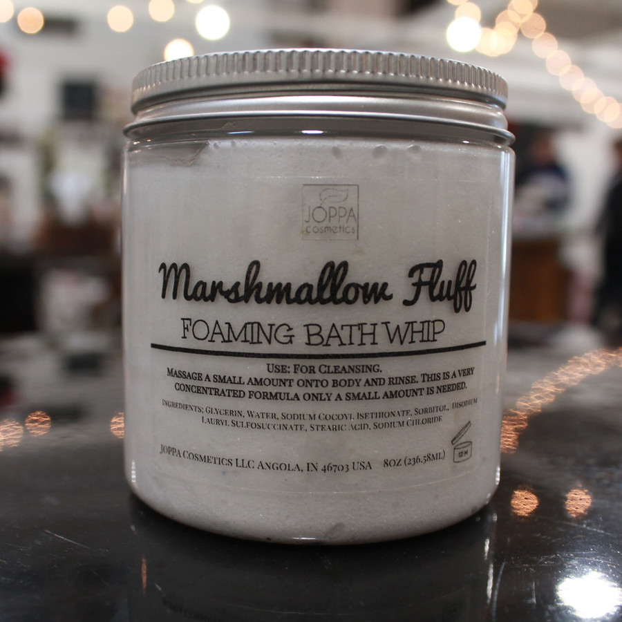 Marshmallow Fluff Foaming Bath Whip (Cannot be shipped internationally)