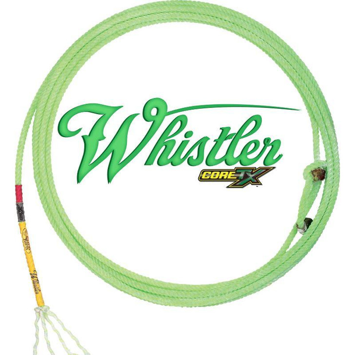 Cactus Whistler 4 Strand CoreTX Heel Rope