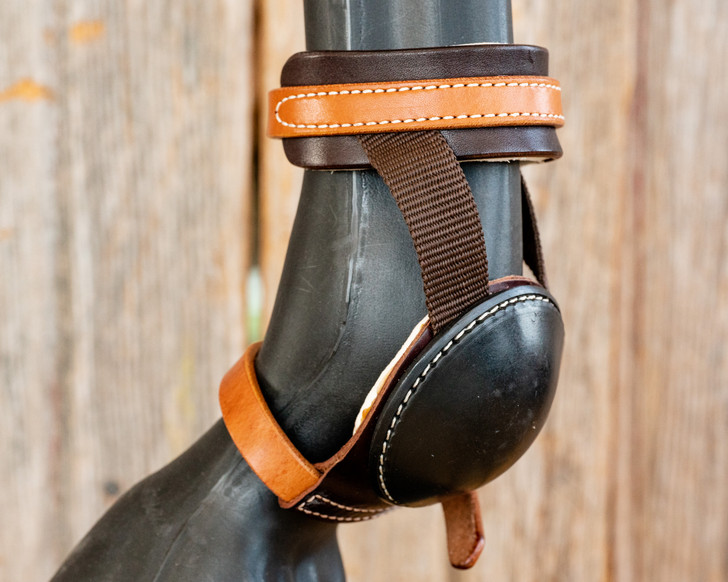 Oxbow Leather Skid Boots