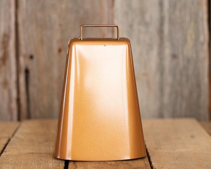 Copper Bull Bell