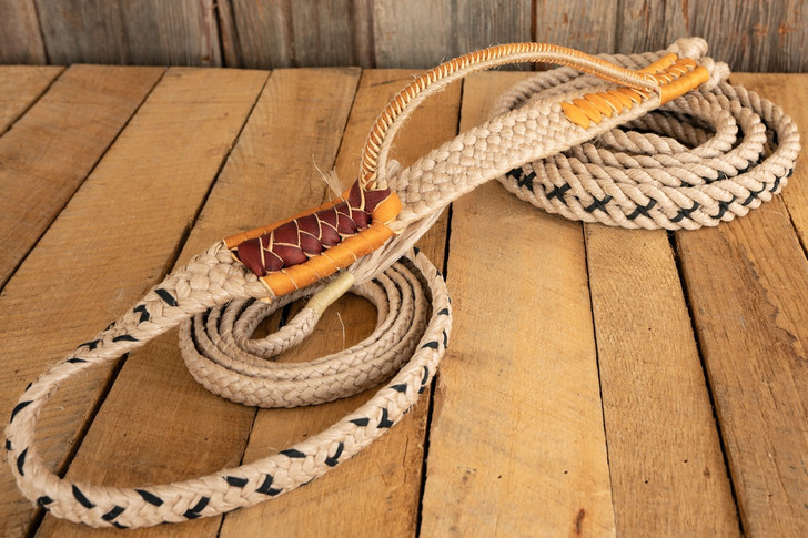 "Brazilian Series Bull Rope-  7/8"" Handle 7/8"" Soft Tail"