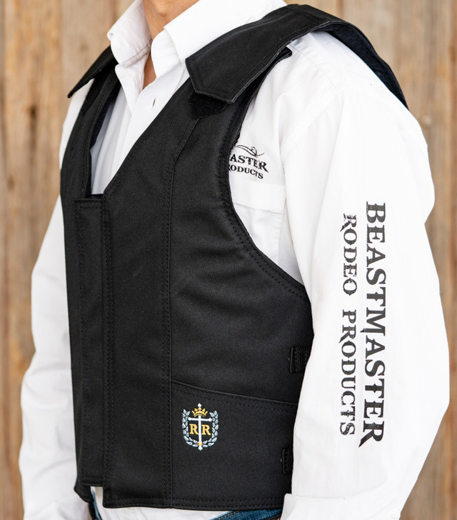 1000 Series Polyduck Saddle Bronc Vest
