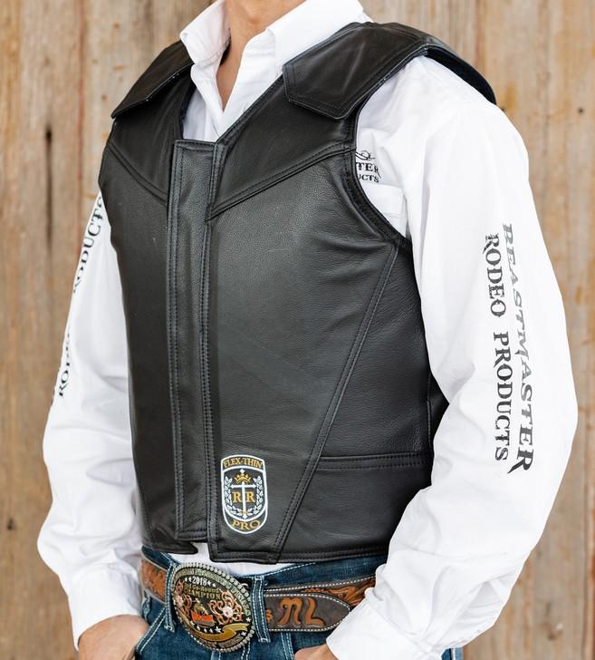 Flex Thin Pro Leather Vest