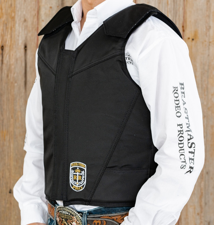 Flex Thin Pro Hydrotuff Bull Riding Vest