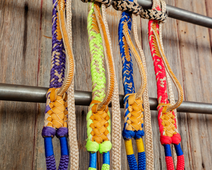 Colored Ultimate Calf Rope
