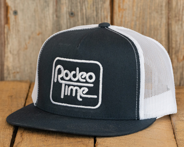 Rodeo Time Snap Back - Navy