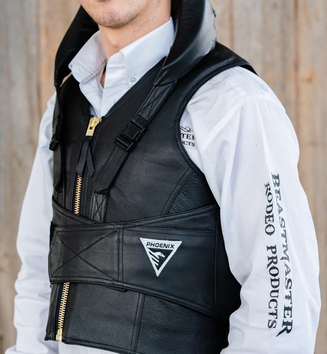 2014 Phoenix Finalist Adult Protective Vest with Neck Roll