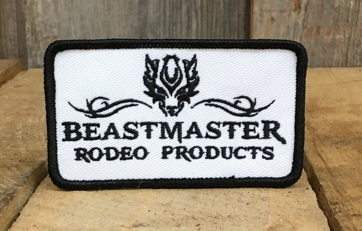 Beastmaster Rodeo Patch