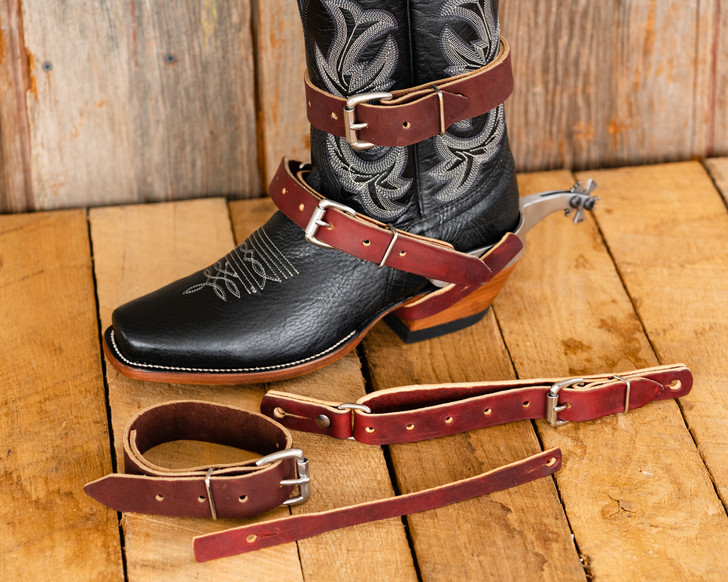Deluxe Spur Strap Package