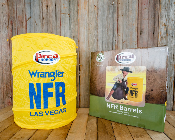 NFR Barrel Set