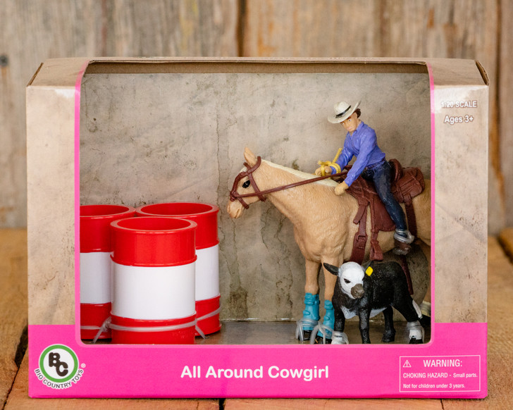 All Around Cowgirl Toy