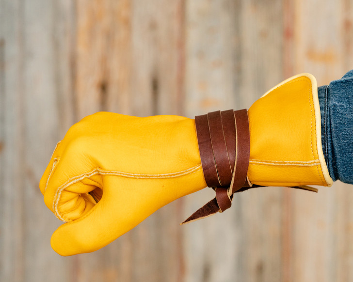Large Adult Glove Tie - 45""