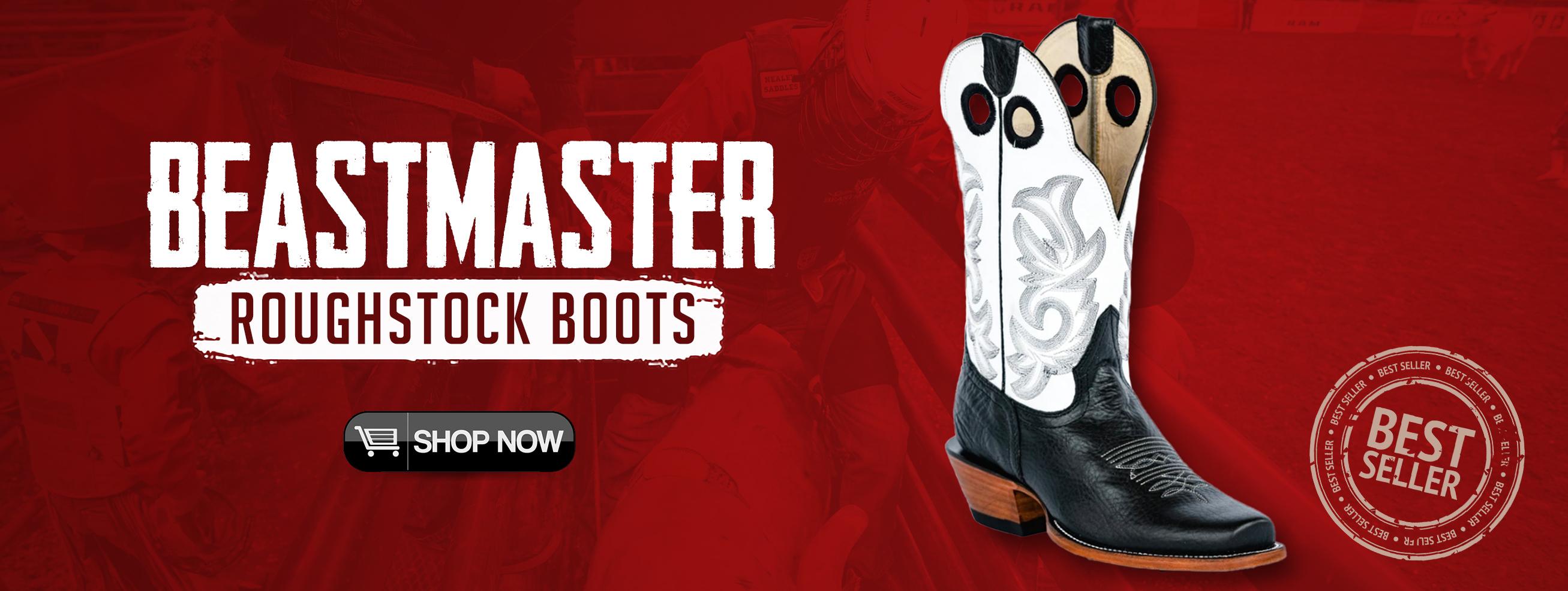 Shop Beastmaster Roughstock Boots