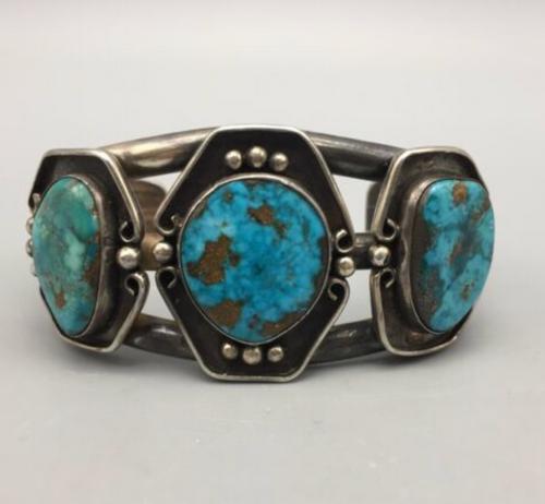 turquoise cuff bracelet