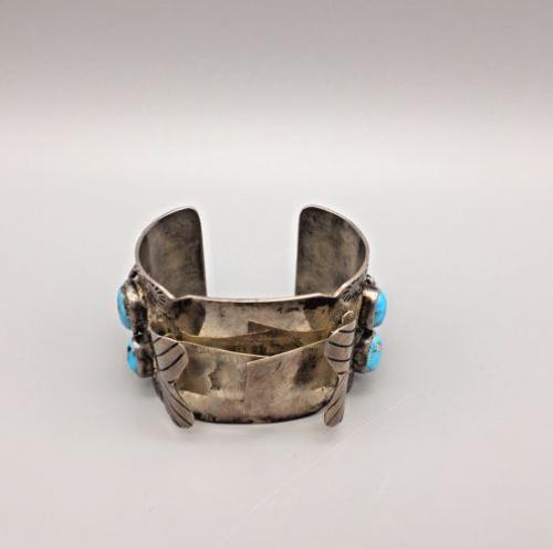 turquoise watch cuff bracelet