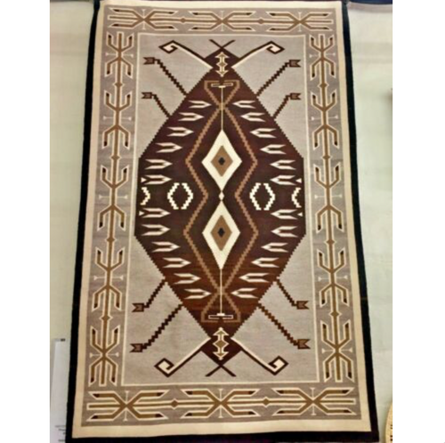 textile, rug, Navajo, Two Grey Hills