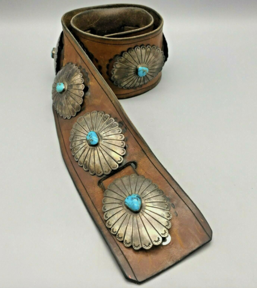 Stunning concho belt