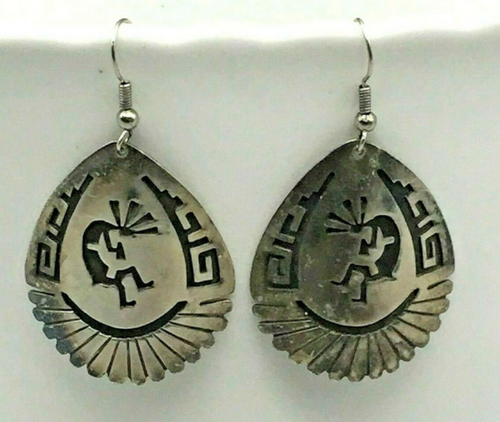 Overlay earrings