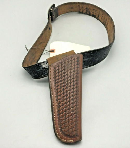 "S.D. Myers ""Three Persons"" style holster"