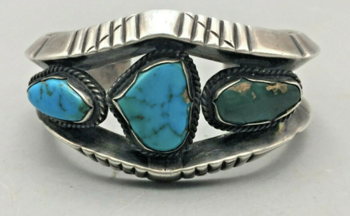 Published turquoise bracelet