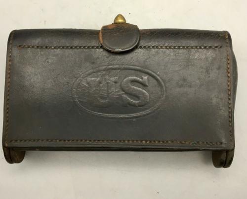 vintage cartridge box