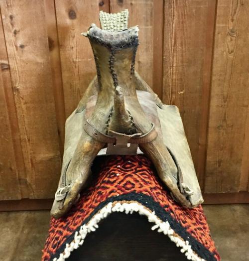 Plains Indian Saddle