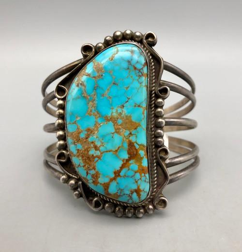 Eye Catching #8 Turquoise Bracelet
