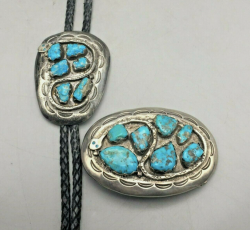 Effie C bolo and Buckle