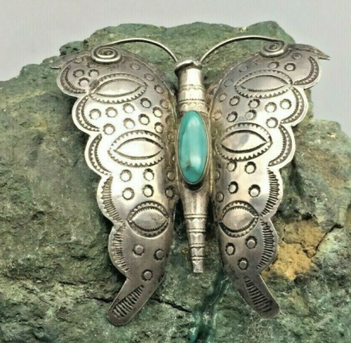 1930 butterfly pin