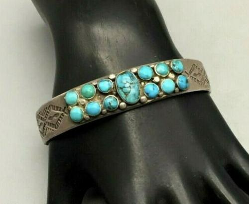 1920 ingot bracelet