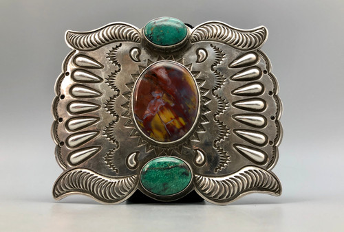 Kirk Smith belt buckle