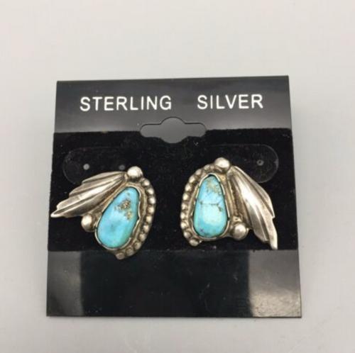 earring on card