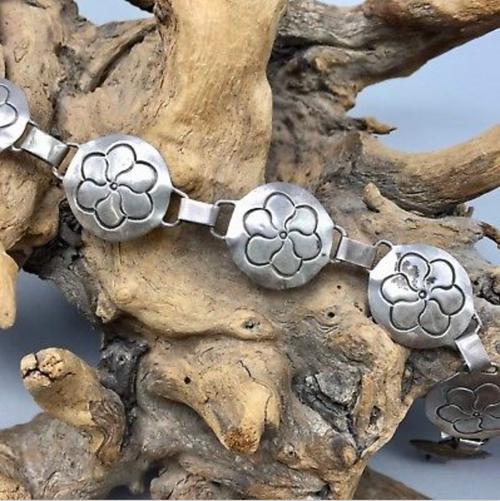 concho style bracelet