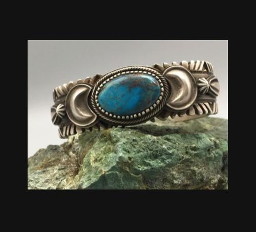 Tommy Jackson cuff bracelet