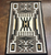 storm pattern rug in Two Grey Hills tones.