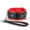 Cooper Collar With Leash - Red
