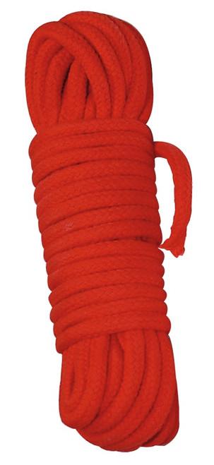 Red Bondage Rope 7m