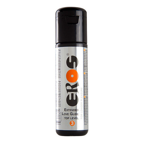 EROS EXTENDED LOVE GLIDE TOP LEVEL 3.  100 ML