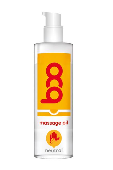 BOO MASSAGE OIL NEUTRAL 150ML