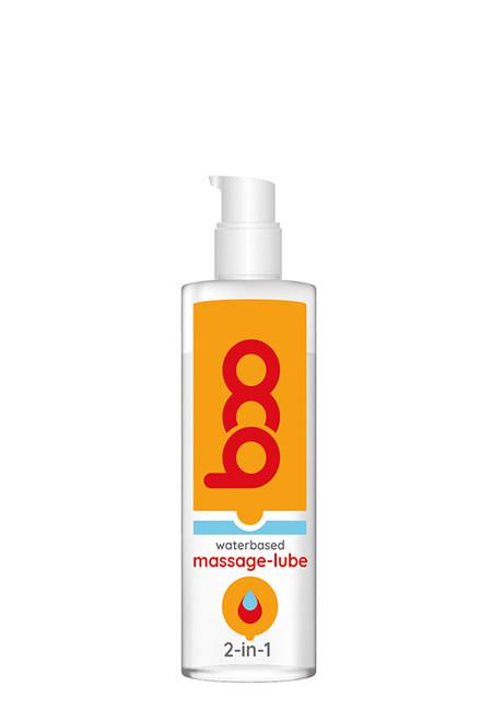 BOO 2-IN-1 MASSAGE-LUBE 150ML
