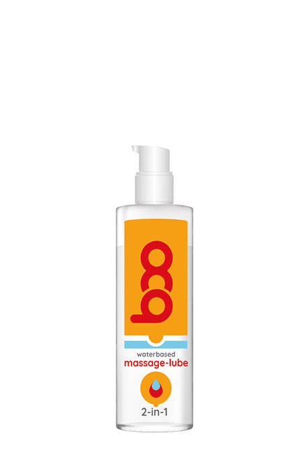 BOO 2-IN-1 MASSAGE-LUBE 50ML