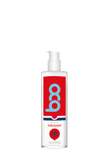 BOO SILICONE LUBRICANT COOLING 50ML
