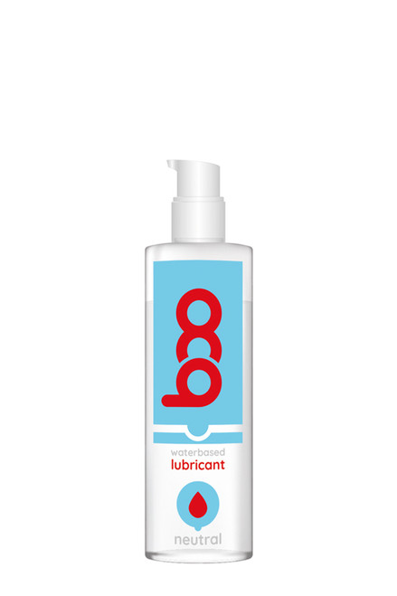 BOO WATERBASED LUBRICANT NEUTRAL 150ML