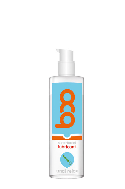 BOO WATERBASED LUBRICANT ANAL RELAX 150M