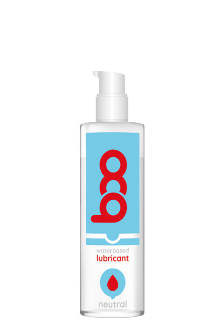BOO WATERBASED LUBRICANT NEUTRAL 250ML
