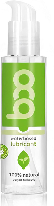 BOO NATURAL WATERBASED LUBRICANT 150ML