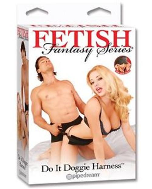 Fetish Fantasy Do It Doggie Harness Sex Aid