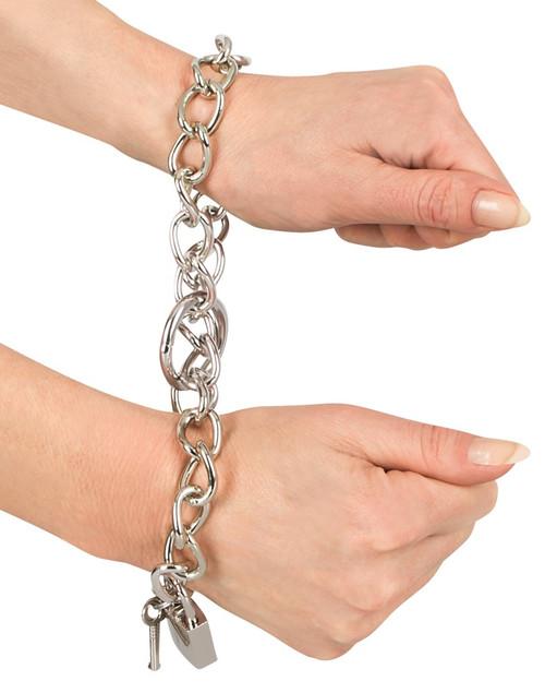 Heavy Metal Handcuffs