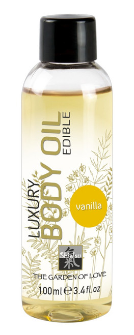 SHIATSU Body Oil Vanilla