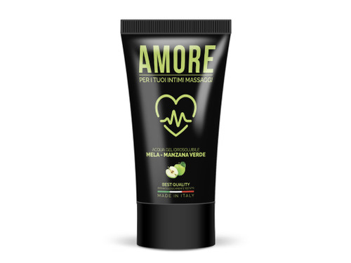 WATERBASED LUBRICANT AMORE GREEN APPLE 75 ML
